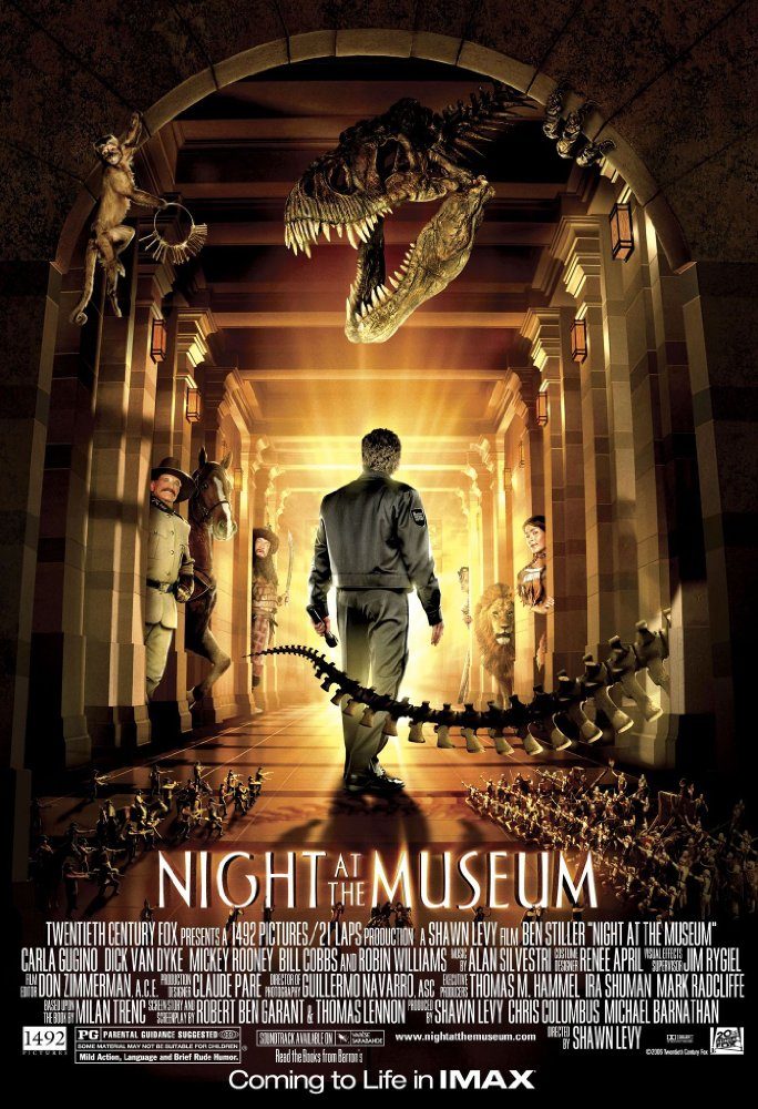Free Family Film Fest – Night at the Museum