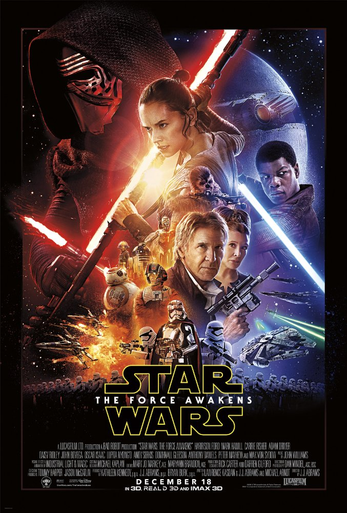 Star Wars The Force Awakens – The Lyric Theatre
