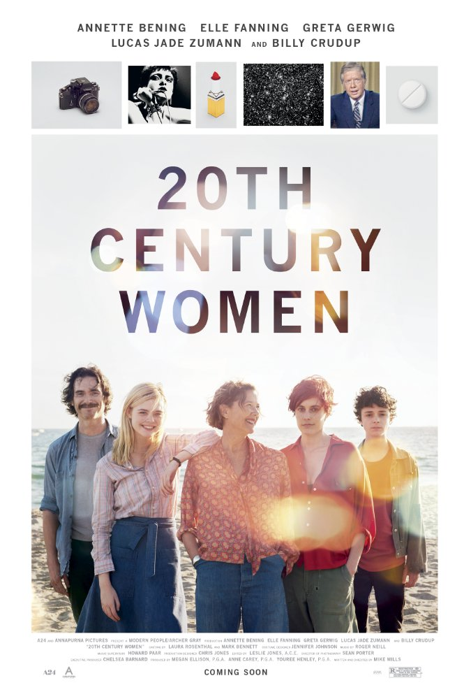 20th Century Women  (Open Captioned)