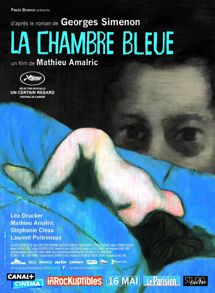 la chambre bleue the blue room french film festival