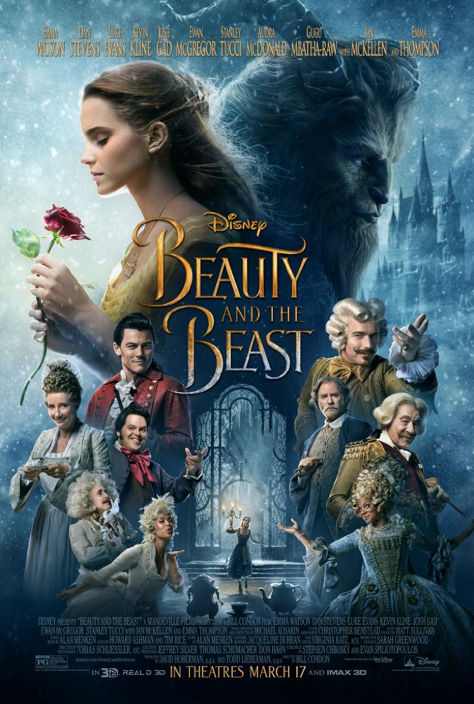Beauty and the Beast (2017) Open Captioned