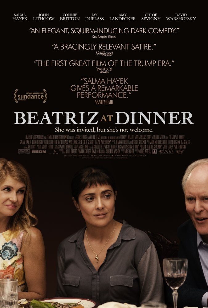 Beatriz at Dinner (Open Captioned)