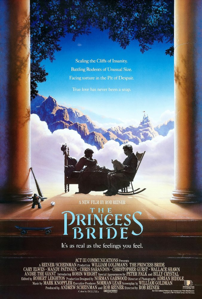 The Princess Bride – Blacksburg Rotary Food Drive for Micah's Backpack
