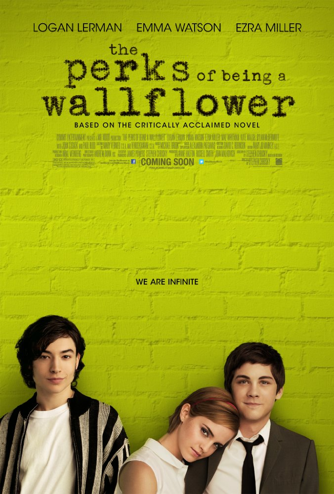 Lyric Late Night – The Perks of Being a Wallflower  (Midnight Movie)