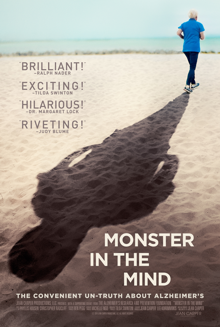 """""""Monster in the Mind"""""""