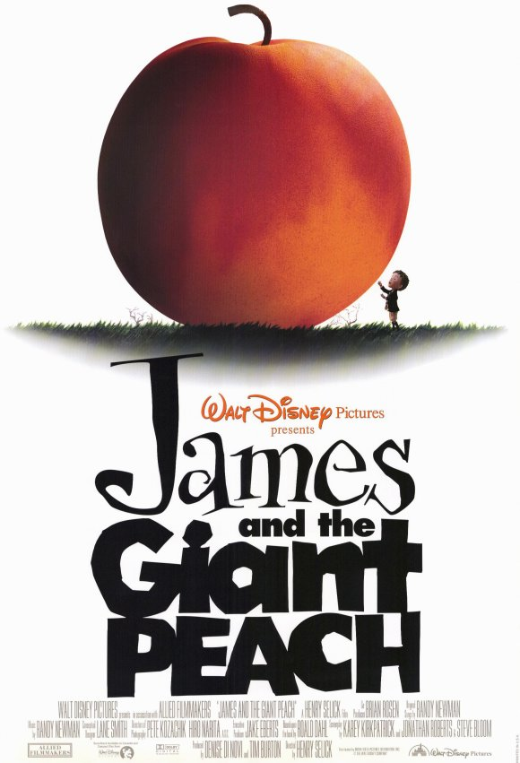 """""""James and the Giant Peach"""" – Free Family Film Fest Matinee'"""