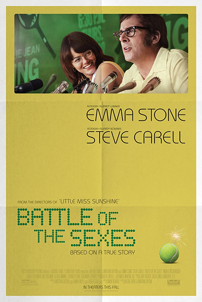 Battle of the Sexes (Open Captioned)