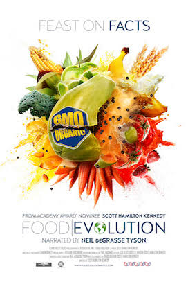 """Food Evolution"" sponsored by Virginia Tech Department of Plant Pathology, Physiology, and Weed Science"