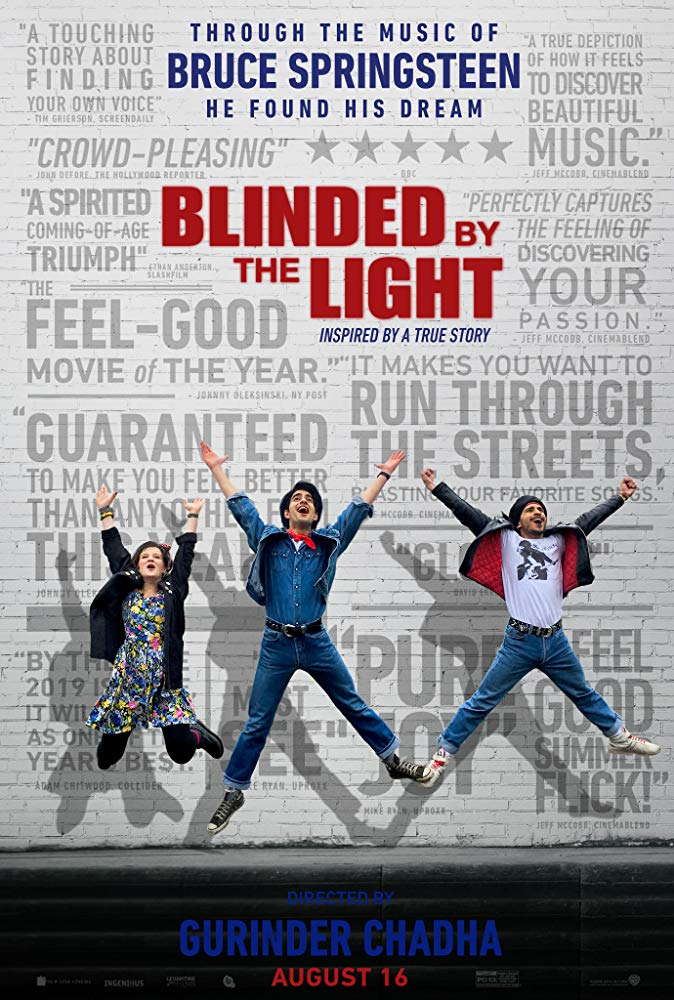 Blinded By The Light The Lyric Theatre